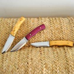 Couteau modèle  Le compagnon Jollet Atelier coutellerie