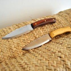 Couteau modèle fit Jollet Atelier coutellerie